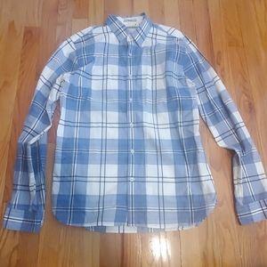 Express fotted dress shirt